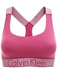 Calvin Klein Damen Bustier Bralette Lightly Lined