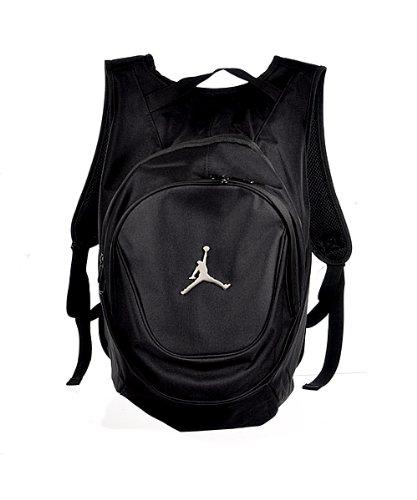 Jordan Boys Black Court Time Backpack (Black) by Jordan