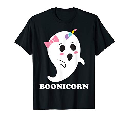 Einhorn Halloween Kostüm Mädchen Frauen Cute Ghost Boonicorn - Cute Ghost Kostüm