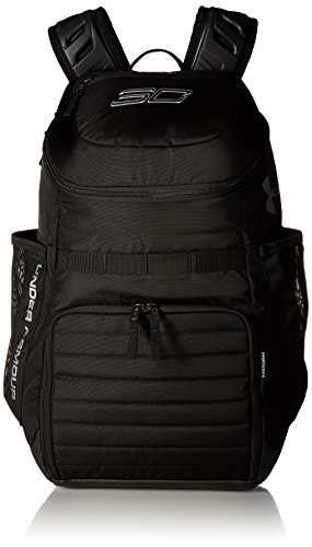 Under Armour SC30 Undeniable Backpack, Black/Black, One Size Image 1