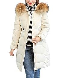 35f161cea5044 ZzZz Manteau Femme Hiver VêTements Automne Veste Coupon Vouchers Manteau  Long à Capuche Femmes en Coton