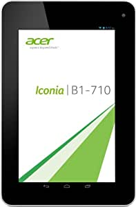 "Acer B1-710 Tablette Tactile 7 "" Mediatek Android Blanc"