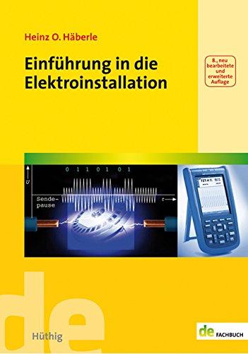 Einführung in die Elektkroinstallation (de-Fachwissen)