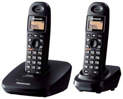 Panasonic 2.4GHz KX-TG3612BX2 Cordless Phone