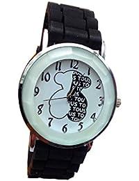 aa3e5f751605 2016 mujer niña oso para los niños relojes osito reloj oso mujer reloges femenino  marca famosa