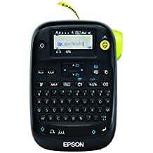 Epson LabelWorks LW-400VP (Azerty) - Impresora de etiquetas (9 mm, Transferencia térmica, 2.555 W) (importado)