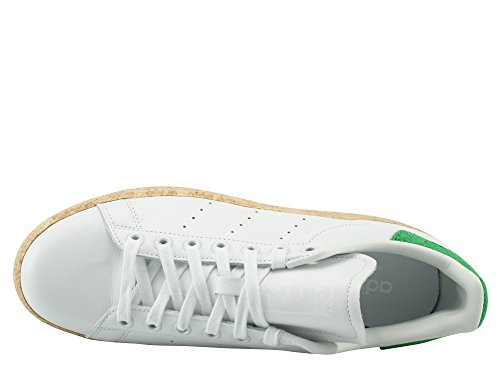 ADIDAS donna sneakers basse S78908 STAN SMITH LUXE W White