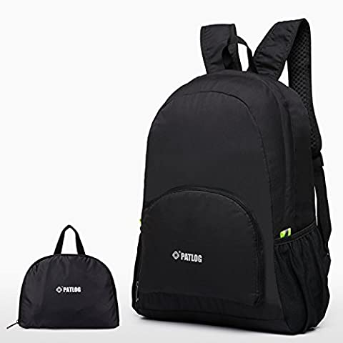 XY Life Unisex 25L Faltbarer Rucksack Daypack Leichter Tagesrucksack Sportrucksack Kleiner, für Damen Herren Kinder Outdoor Wandern Reisen