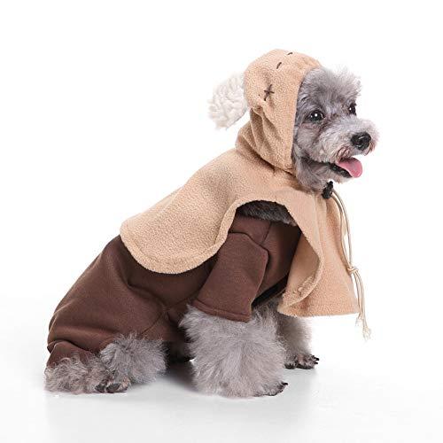 HERSITY Haustier Kostüme Star Wars Hundekleidung für Kleine Hundchen
