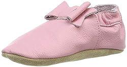Beck Baby Mädchen Prinzessin Hausschuhe, Pink (Rosa 03), 16 EU
