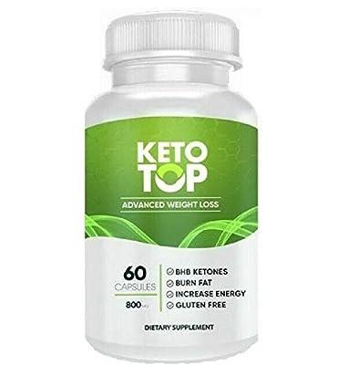 KETO TOP (60 Capsules) New Weight Loss Formula
