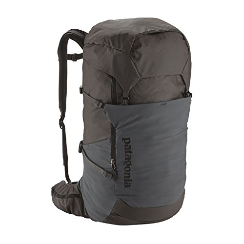 Patagonia Nine Trails Pack 36L Zaino da montagna grigio marrone