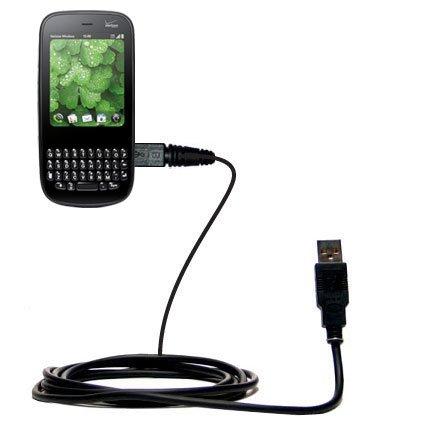 Handheld-geräte Palm (Hot Sync und Straight USB-Ladekabel für Palm Pixi Plus Mit TipExchange Technologie ausgerüstet)