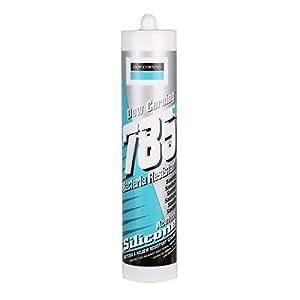 Dow Corning 785 Bacteriostatic Sanitary Silicone Sealant Bathroom Kitchen Bath Sink Basin