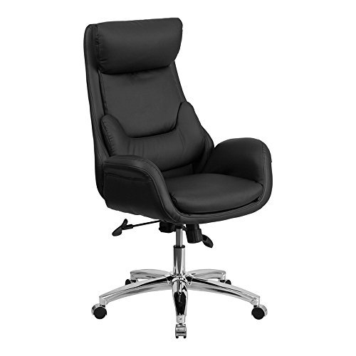 flash-furniture-high-back-black-leather-executive-office-chair-with-lumbar-pillow-by-flash-furniture