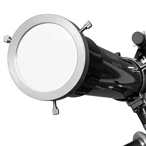 Gosky ajustable Filtro solar plata-127-154mm 5. 00