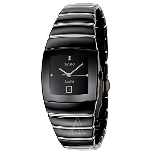 Rado Damen-Armbanduhr Sintra Jubile Datum Analog Quarz R13725709