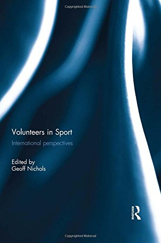 Volunteers in Sport: International perspectives