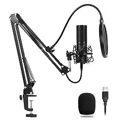 USB Aufnahme Microphone