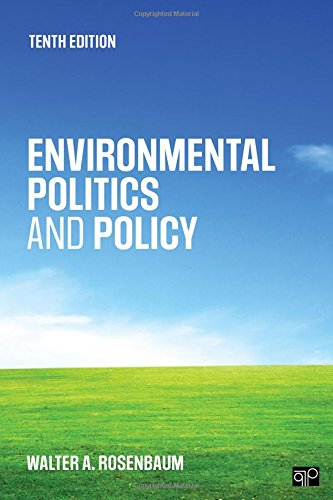 Environmental Politics and Policy por Walter A. Rosenbaum