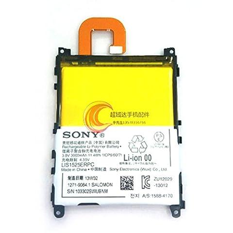 Original-Akku LIS1525ERPC 3000mAh für Sony L39T Xperia Z1L39H C6902C6903