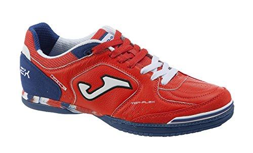 Joma, Chaussures D'intérieur Multisports Rouges Pour Hommes