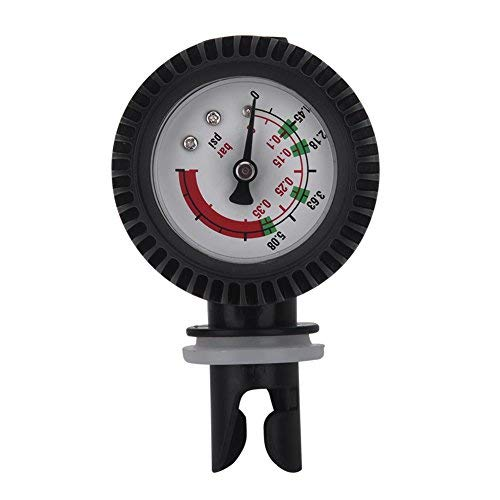 Manometer Luftdruckmesser Barometer Luftdruckprüfer 0-… | 00736691409708