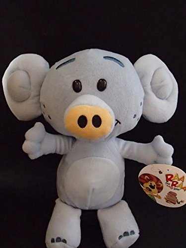 """10"""" RAA RAA THE NOISY LION HUFTY THE ELEPHANT PLUSH for sale  Delivered anywhere in UK"""