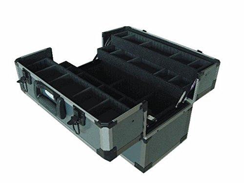 TrendLine Werkzeugkoffer Aluminium Optik