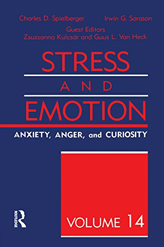 Stress And Emotion: Anxiety, Anger and Curiosity (Series in Stress and Emotion: Anxiety, Anger, and Curiosity Book 14) (English Edition)