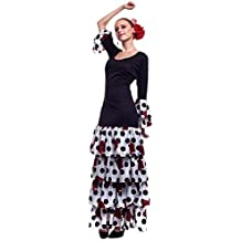 Disfraz Sevillana Rosana Mujer (Talla S) (+ Tallas) Carnaval Mundo