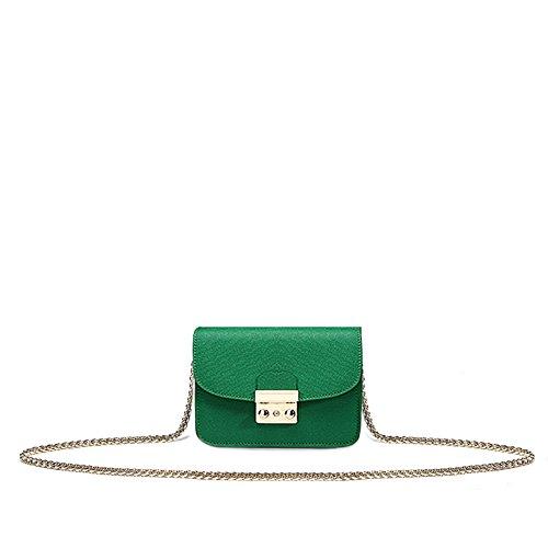 [borsa catena]/Piccolo pacchetto/ mini Lady bag/borsa a tracolla Incline/Borsa a tracolla/Borsa piccola diagonale-E E