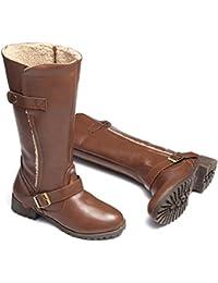 Scarpe da piatta cerniera Amazon e Scarpe Scarpe borse it donna FI0wqSw