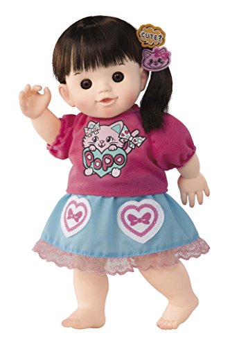 Doll Ai (Popo-chan doll Bathing also with Long Hair Popo chan message plate access with)