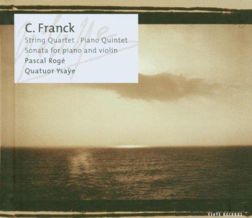 C. FRANCK - Quatuor Ysaye
