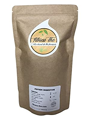 "Infusion ""potion Digestive"" - Fitness The - Myf - Fabricant FranÇais"