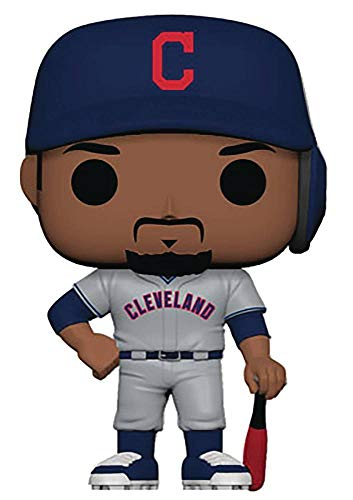 Funko- Pop Vinilo: MLB: Francisco Lindor (New Jersey) Figura Coleccionable, Multicolor (37986)