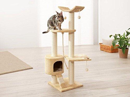 zoofarir-cat-scratching-post-large-70-x-120-x-55-cm-beige