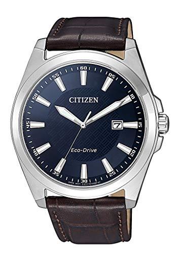 CITIZEN Eco-Drive Saphire Herren Armbanduhr BM7108-22L