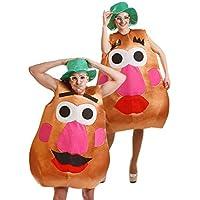 Disfraz de Sr. Cara Patata para adultos