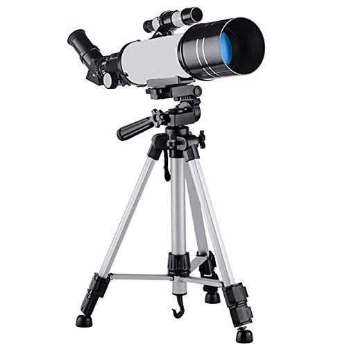 ZHHAOXINPA Ajustable Telescopio Astronómico