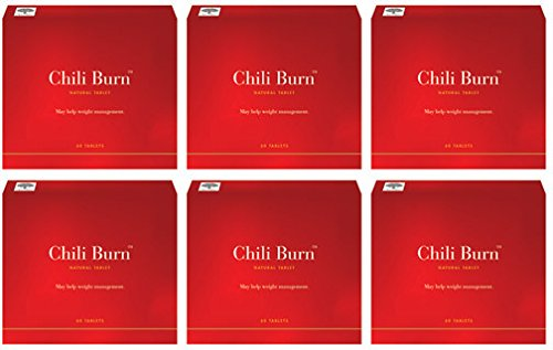 6-PACK-New-Nordic-Chili-Burn-New-Improved-60s-6-PACK-BUNDLE