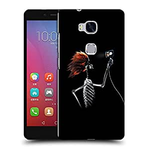 Snoogg At My Age I Need Glasses Designer Protective Back Case Cover For HUAWEI HONOR 5X