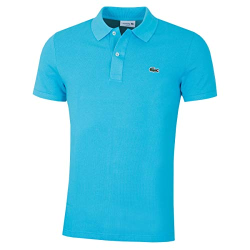 Top-set Capri (Lacoste PH4012 Herren Polo Shirt Kurzarm,Männer Polo-Hemd,2 Knopf,Slim Fit,Capri(HL5),XX-Large (7))
