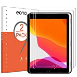 Eono by Amazon - [2 Stück] Panzerglas kompitabel mit iPad 10.2 2019/ iPad Air 3 (10.5 Zoll, 2019) / iPad Pro 10.5, 2.5D, 9H,Anti-Kratzen,Anti-Bläschen,Hülle Freundllich