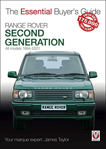 Range Rover: Second Generation 1994-2001 (The Essential Buyer's Guide) (Rover Range 1999)