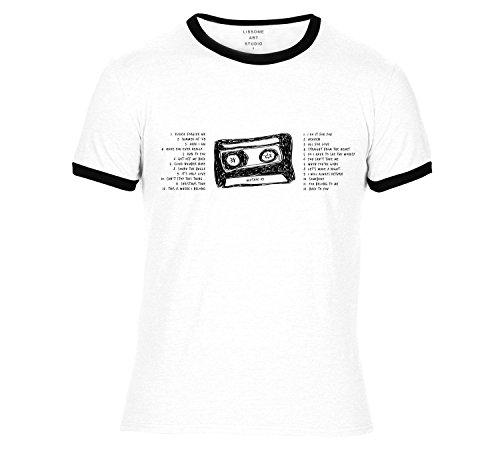 Mixtape T-Shirt BRYAN ADAMS by Lissome Art Studio