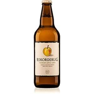 Rekorderlig Swedish Cider Apple Cider 500ml x 15