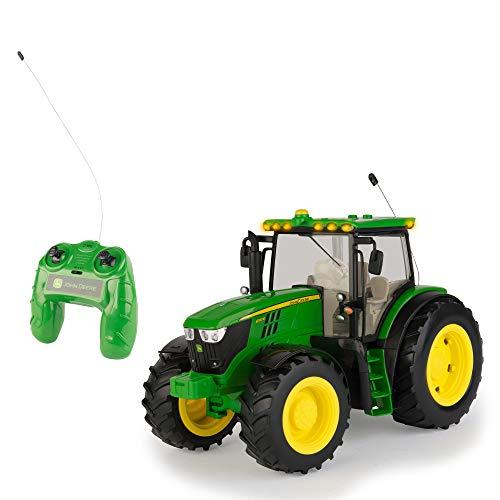 RC Traktor kaufen Traktor Bild 1: TOMY Britains Trecker