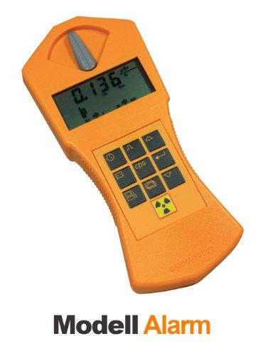 GAMMA-SCOUT® Geigerzähler mit Alarm